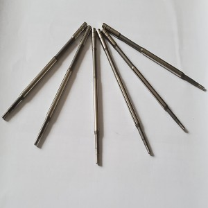 common rail valve rod