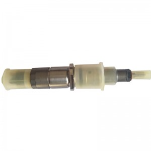Common Rail Fuel Injector